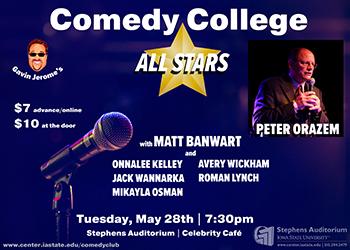 Comedy College
