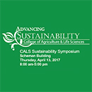 CALS Sustainability