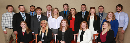 2017 Iowa Corn Collegiate Advisory Team