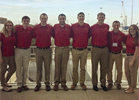2017 ISU Quiz bowl team