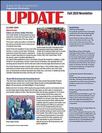 2020 Fall UPDATE newsletter