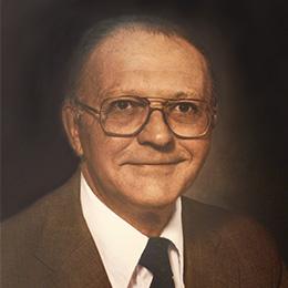 Emeritus Professor George W. Ladd