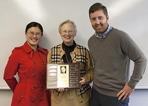 image of Prescott scholarship awardees