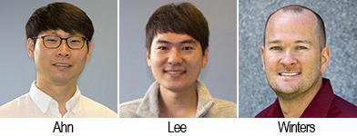 Kunwon Ahn, Jun Yeong Lee, John Winters