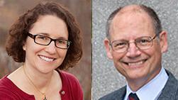 Dr. Georgeanne Artz, Dr. Peter Orazem