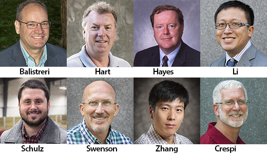 Bruce Gardner award winners