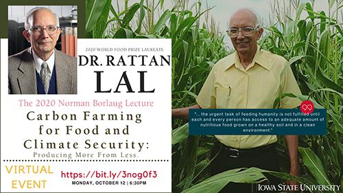 Norman Borlaug lecture