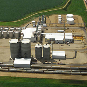 Renewable fuel plant