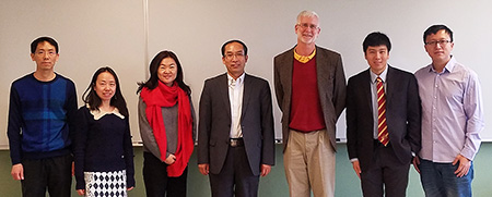Chinese delegation visits CARD