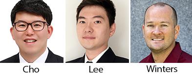 Seung Cho, Jun Lee, John Winters