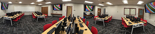 Computer lab, 68 Heady Hall