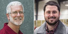 Dr. John Crespi, Dr. Lee Schulz