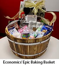 Econ department baking basket