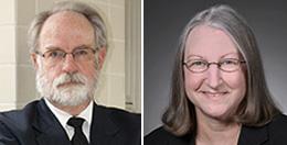 Mark Edelman, Sandra Burke