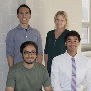Econ Grad Student Assoc. officers