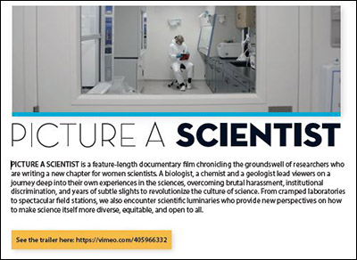 Picture a Scientist flyer