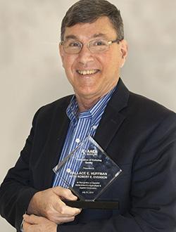 Wallace Huffman, AAEA award