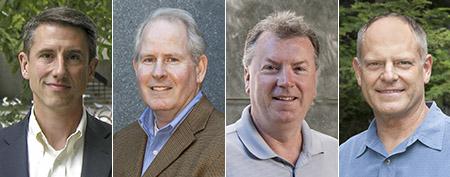 Kevin Kimle, David Krog, Chad Hart, Christian Boessen