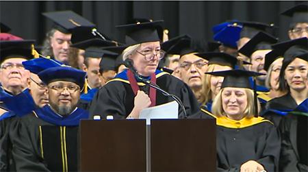 Catherine Kling's grad college address