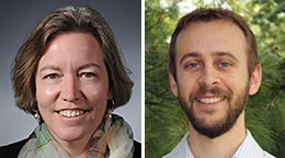 Dr. Catherine Kling, Dr. David Keiser