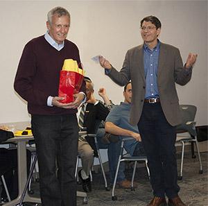 Dr. John Schroeter, Dr. Joshua Rosenbloom