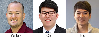 Dr. John Winters, Seung Jin Cho, Jun Yeong Lee