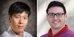 Dr. Wendong Zhang, Dr. Alejandro Plastina