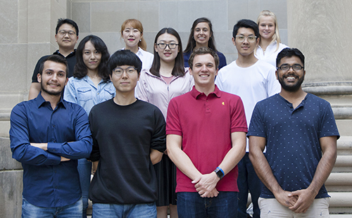 2018 New grad students