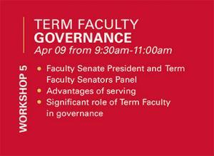 term faculty workshop