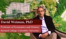 Economist  David Weiman