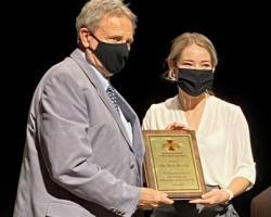 Dr. Ron Deiter, Julia Campbell