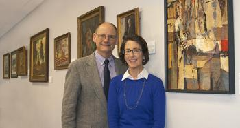 Peter Orazem, Patti Cotter
