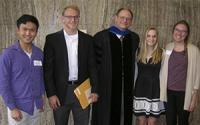 2016 Phi Beta Kappa inductees