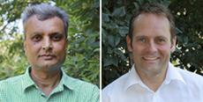 Dr. Rajesh Singh, Dr. Quinn Weninger