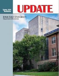 2020 Spring Economics alumni newsletter