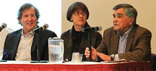 James Shortle, Sandra Hoffmann, John Miranowski