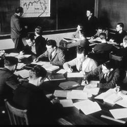 Early economics students