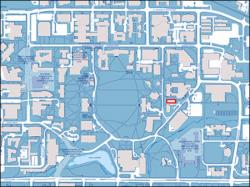 Iowa State Campus Map Visitor information | Department of Economics