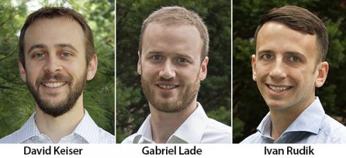 David Keiser, Gabriel Lade, Ivan Rudik
