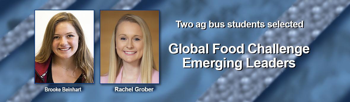 Global Food Challenge Emerging Leaders