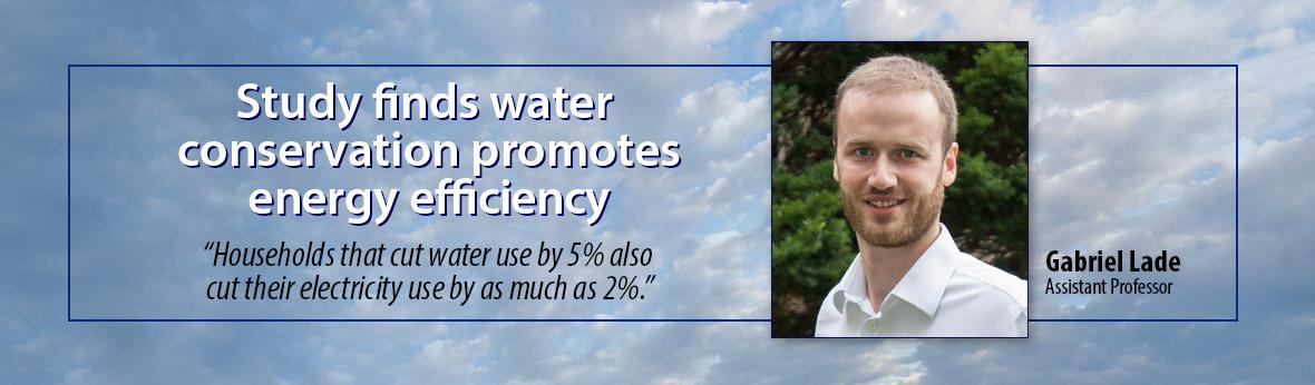 water conservation study
