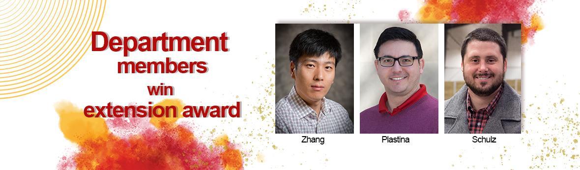extension award