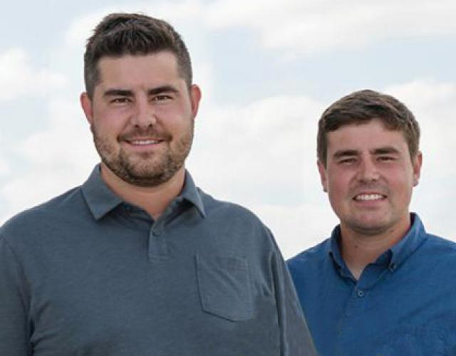 Scott and Eric Henry